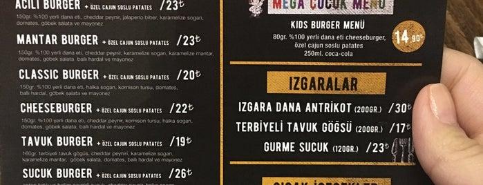 Burger Bucks is one of Beyaz : понравившиеся места.