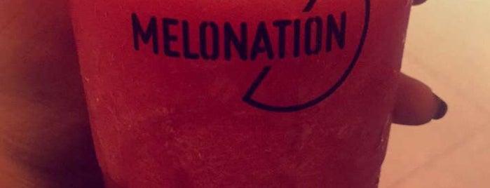 MELONATION is one of Gespeicherte Orte von Tamer.