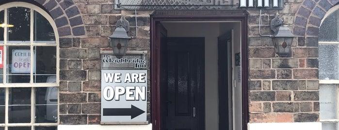 The Weighbridge Inn is one of Tempat yang Disukai Carl.