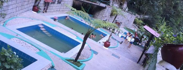 Aguas termales is one of Adan'ın Beğendiği Mekanlar.