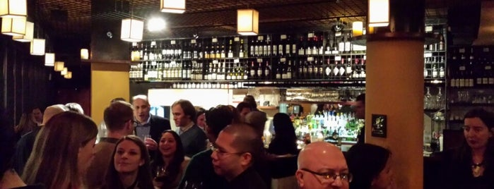 Ayza Wine & Chocolate Bar is one of NYC Grouper venues.
