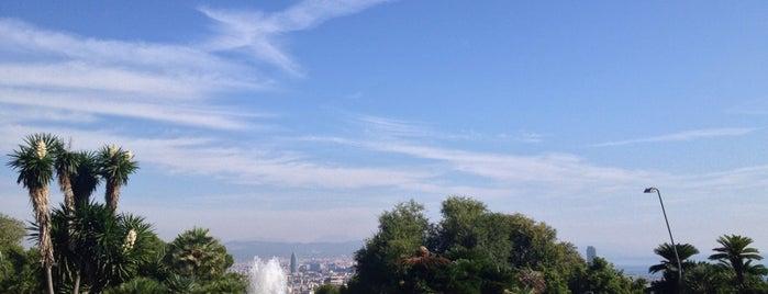 Jardins del Mirador de l'Alcalde is one of Barcelona, Espanha.