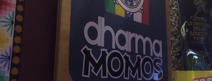 Dharma Momos is one of Lieux sauvegardés par Sambuka.