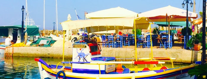 Sea Horse Restaurant is one of ROMANTİK..