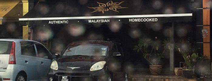Bunga Lawang Cafe is one of Bangi Cafes.