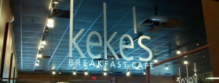 Keke's Breakfast Cafe is one of Before I leave Orlando!.