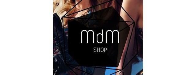 MdMShop is one of Anna : понравившиеся места.