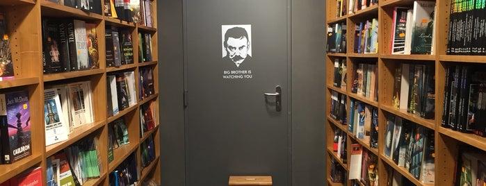 Librería Gigamesh is one of Tempat yang Disukai Jordi.