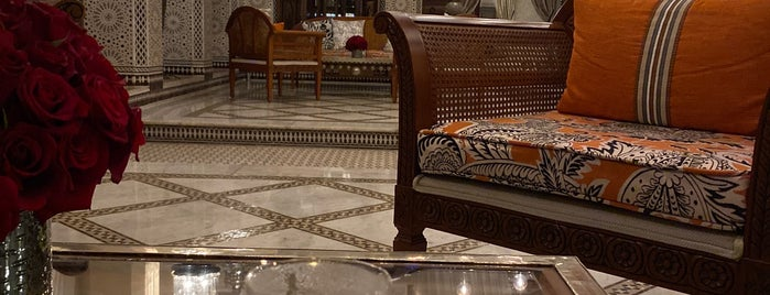 Royal Mansour, Marrakech is one of WORLDS BEST HOTELS..