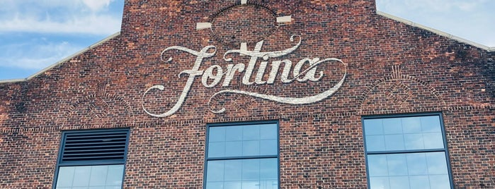 Fortina is one of Lieux qui ont plu à Marie.