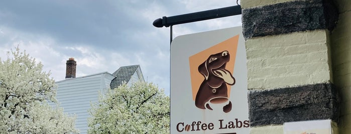 Coffee Labs Roasters is one of Lieux qui ont plu à Marie.