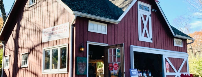 Thompson's Cider Mill is one of westchester.