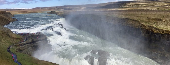 Gullfoss is one of Locais curtidos por Marie.