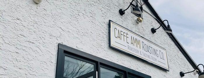 Caffè Ammi Roasting is one of westchester.