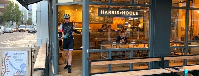 Harris + Hoole is one of London.