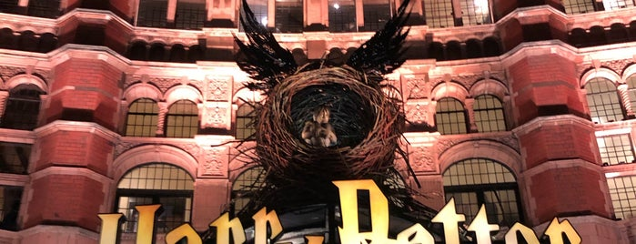 Harry Potter and the Cursed Child - Parts One and Two is one of London Rain.