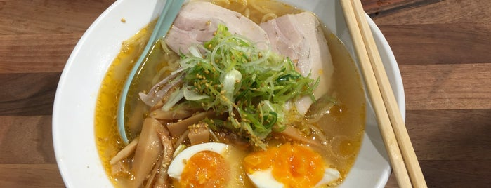 Sapporo Ramen Bar is one of Oslo.