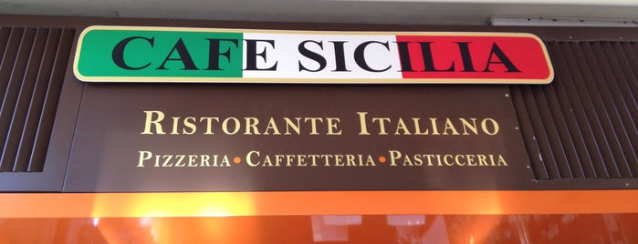 Cafe Sicilia is one of Malta.
