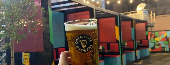 Guinness Open Gate Brewery is one of dublin solo trip.