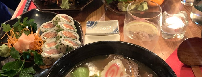 Eatokyo is one of Dublin: Favourites & To Do.