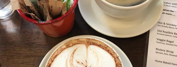 Cinnamon Café is one of Orte, die Merve gefallen.