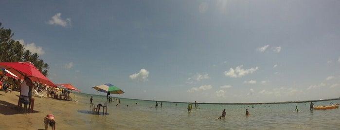 Praia de Muro Alto is one of Carolina'nın Beğendiği Mekanlar.
