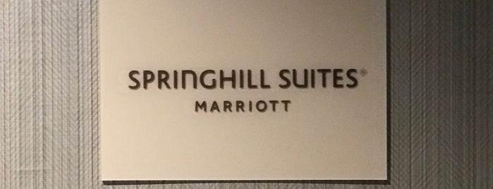 SpringHill Suites by Marriott Tempe is one of Locais curtidos por Farouq.