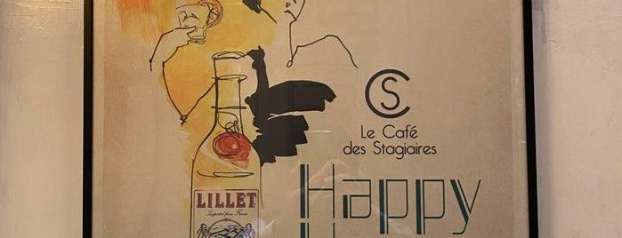 Café Des Stagiaires 4 is one of Egemen 님이 좋아한 장소.