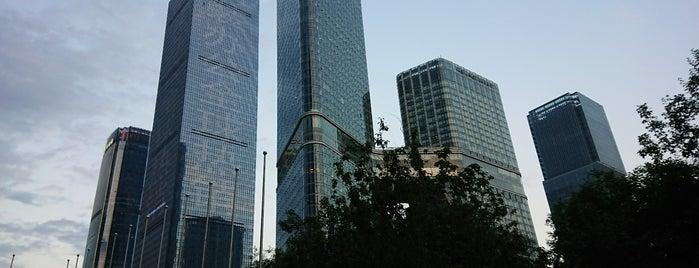 Grand Hyatt Xi'an is one of Ibrahim : понравившиеся места.