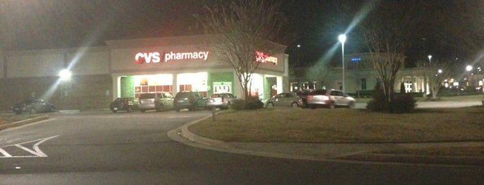 CVS pharmacy is one of Posti che sono piaciuti a Damon.
