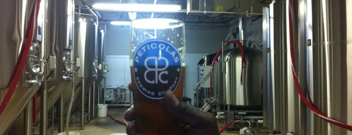 Peticolas Brewing Company is one of Texas breweries.