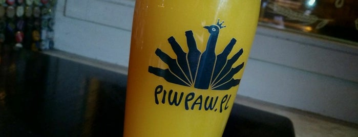Piw Paw - Beer Heaven is one of warsaw.