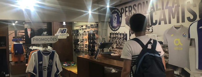 FC Porto Store Baixa is one of Portugal: Lisbon, Porto, Sintra & Madeira.