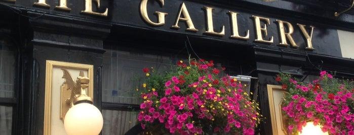 The Gallery is one of สถานที่ที่ David ถูกใจ.