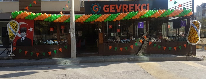 Gevrekçi Cafe is one of ahmet 님이 좋아한 장소.