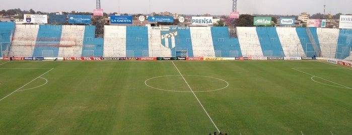 Estadio Monumental José Fierro (Club Atlético Tucumán) is one of Estadios Superliga 2019/2020.