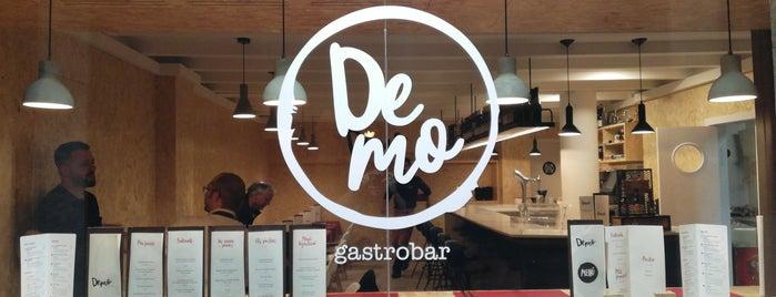 Demo Gastrobar is one of BARCELONA..
