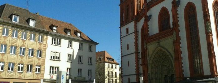 Marktplatz is one of Германия.