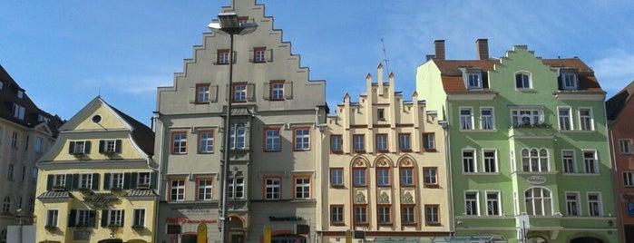 Arnulfsplatz is one of สถานที่ที่ Miguel ถูกใจ.