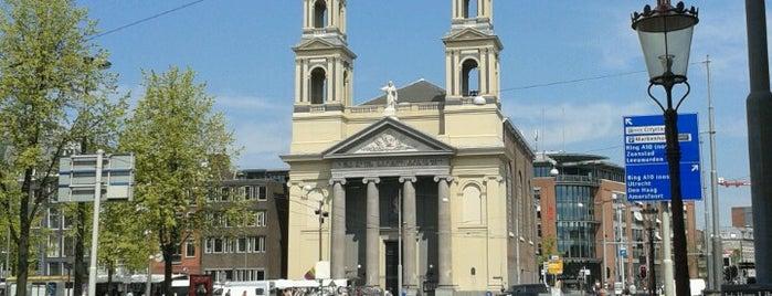 Mozes en Aäronkerk is one of Amsterdam.
