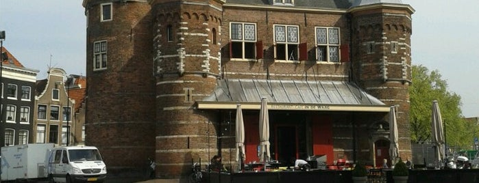 Waag Society is one of Amsterdam.