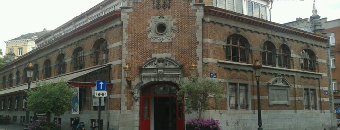 Halles Saint-Géry / Sint-Gorikshallen is one of Hello, Brussels.