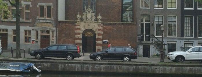 Agnietenkapel is one of Amsterdam.