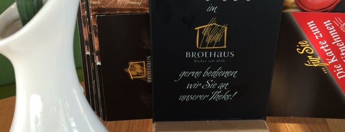 Brothaus Café is one of Orte, die Fritz gefallen.