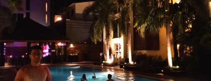 Hard Rock Hotel Goa is one of Гоа.