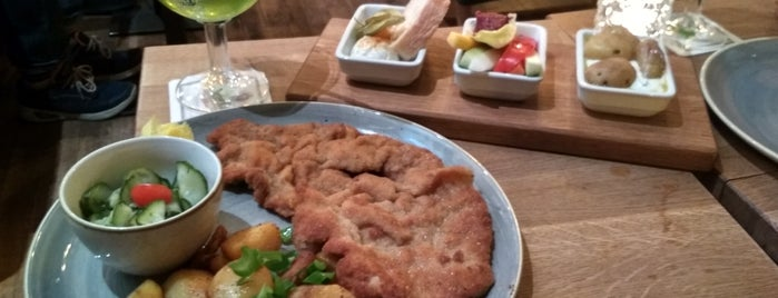 Schnitzelei is one of Berlin.