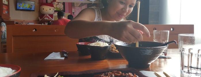 Naruto Japanese Food is one of Orte, die Mishell gefallen.