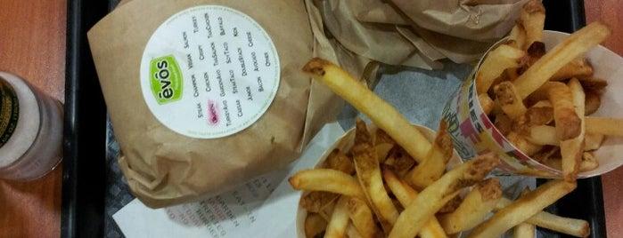 Evos - Feel Great Fast Food is one of South Florida Vegetarian/Vegan.