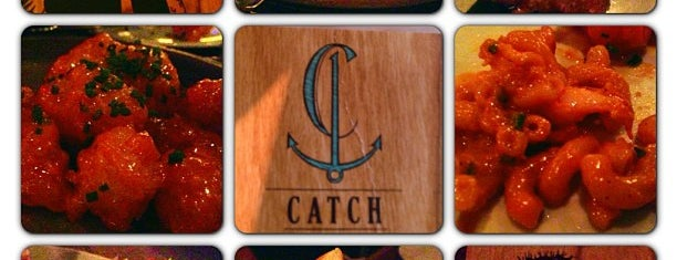 Catch is one of by necessity, not necessarily by choice (1 of 2).