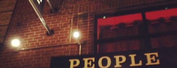 People Kitchen & Lounge is one of NYC.